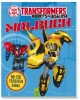 Malbuch Transformers Robots in Disguise