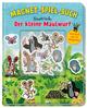Der kleine Maulwurf - Magnet-Spiel-Buch