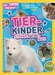 Tierkinder Sticker-Rätsel-Buch