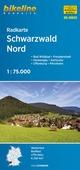 Radkarte Schwarzwald Nord (RK-BW05)