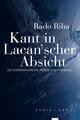 Kant in Lacan'scher Absicht