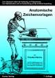 Anatomische Zeichenvorlagen