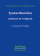Syntaxtheorien