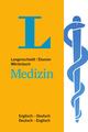 Langenscheidts Wörterbuch Medizin Englisch