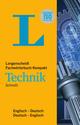 Langenscheidt Fachwörterbuch Kompakt: Technik