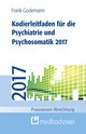 Kodierleitfaden für die Psychiatrie und Psychosomatik 2017