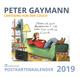 Cartoons von der Couch. Postkartenkalender 2019