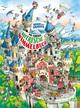 Das große bayerische Wimmelbuch