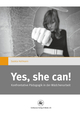 'Yes she can!'
