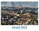 Israelkalender 2022 White Version