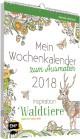 Inspiration Waldtiere 2018