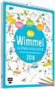 Mein Wimmel-Ausmalkalender 2018