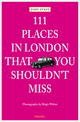 111 Places in London, that you shouldn't miss