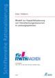 Modell zur Kapazitätsplanung von Dienstleistungsressourcen in Leistungssystemen