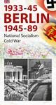 Berlin 1933-45,1945-89 - Englisch Edition