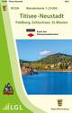 W258 Wanderkarte 1:25 000 Titisee-Neustadt