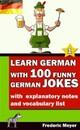 Learn German with 100 funny German Jokes
