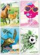 Lernfreunde Aufgabenheft Farbenfroh A5
