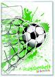Lernfreunde Aufgabenheft Farbenfroh A5 'Fußball'