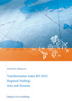 Transformation Index BTI 2012: Regional Findings Asia and Oceania