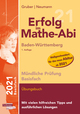 Erfolg im Mathe-Abi 2021 Mündliche Prüfung Basisfach Baden-Württemberg