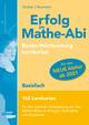 Erfolg im Mathe-Abi 168 Lernkarten Basisfach Allgemeinbildendes Gymnasium Baden-Württemberg ab 2021