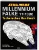 Star Wars Millennium Falke YT-1300