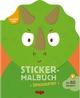Kreativ Kids - Sticker-Malbuch Dinosaurier
