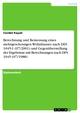 Berechnung und Bemessung eines mehrgeschossigen Wohnhauses nach DIN 1045-1 (07/2001) und Gegenüberstellung der Ergebnisse mit Berechnungen nach DIN 1045 (07/1988)