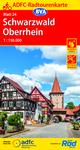 ADFC-Radtourenkarte 24 Schwarzwald Oberrhein 1:150.000, reiß- und wetterfest, GPS-Tracks Download