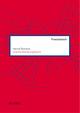 Grammatikübungsbuch Französisch