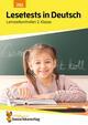 Lesetests in Deutsch - Lernzielkontrollen 2. Klasse, A4-Heft