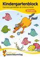 Kindergartenblock - Gemeinsamkeiten & Unterschiede ab 4 Jahre