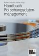 Handbuch Forschungsdatenmanagement