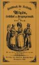 Handbuch für Reisende im Allgäu, Lechthal und Bregenzerwald