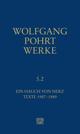 Werke Band 5.2