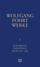 Werke Band 2