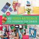 Mach mit! Das Ferienbastelbuch für unterwegs und zuhause