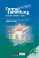 Formelsammlung bis zum Abitur, Mathematik, Physik, Astronomie, Chemie, Biologie, Informatik, mit CD-ROM