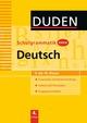 Schulgrammatik extra: Deutsch