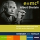 e gleich mc-Quadrat Albert Einstein