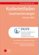 Kodierleitfaden Gastroenterologie Version 2020