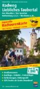 Radweg Liebliches Taubertal, Rothenburg o.d.T. - Wertheim a. M.