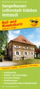 Sangerhausen, Lutherstadt Eisleben, Hettstedt