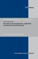 Die Leihe in der französischen, englischen und deutschen Rechtsordnung