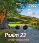 Psalm 23 Wandkalender 2021