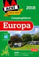 ACSI Internationaler Campingführer Europa 2018