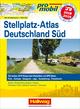 Deutschland Süd Stellplatz-Atlas 2018/2019
