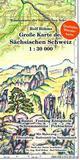 Große Karte der Sächsischen Schweiz