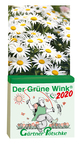 Gärtner Pötschkes 'Der Grüne Wink' Tages-Gartenkalender 2020